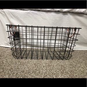 Medium Sized Wire Crate - NWT